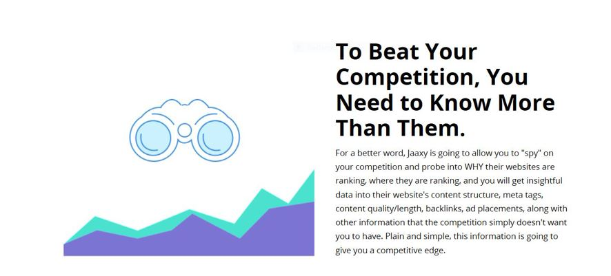 Jaaxy Keyword Research tool Reverse Engineer your competition. J