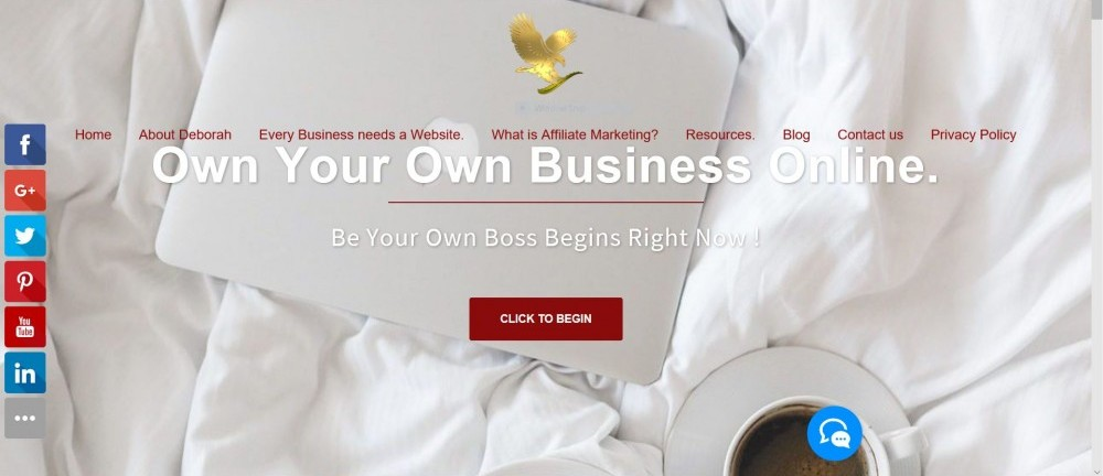 own your own online business