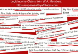 YES YOU CAN EARN MONEY WITH WEALTHY AFFILIATE
