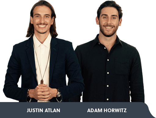 Justin and Adam Clickbank University.