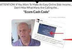 Fake testimonilals Ecom cash code and Get this plan Fake