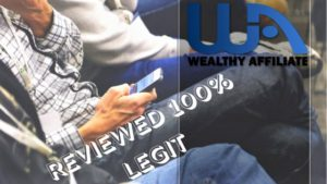 An Honest updated Review 2018 Wealthy Affiliate is 100% LEGIT