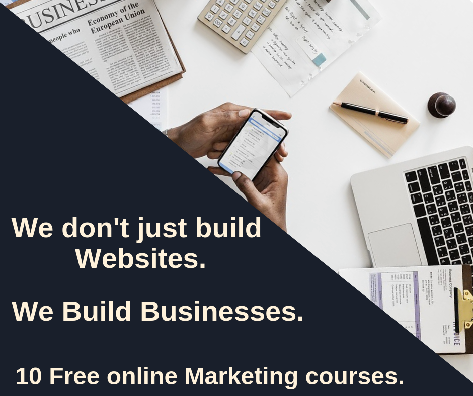 10 Free online courses.