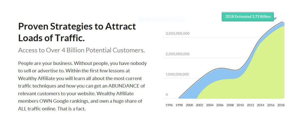 100% proven strategys to attract potential customers to your websites.
