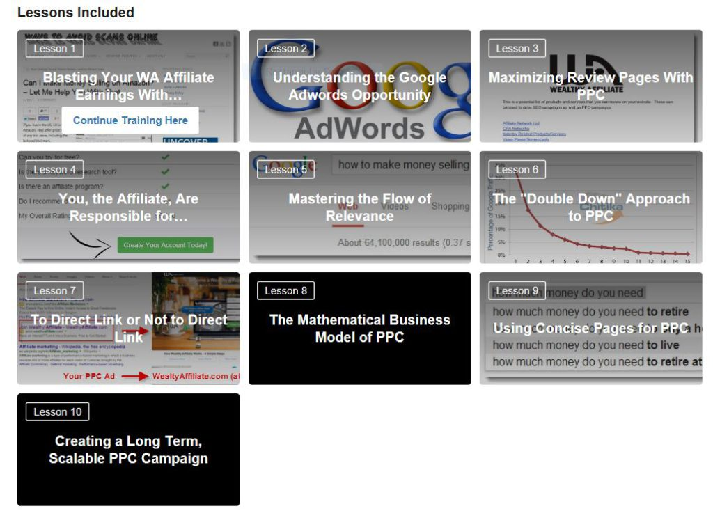 Scaling your PPC campaigns to the max premium training only at Wealthy Affiliate.