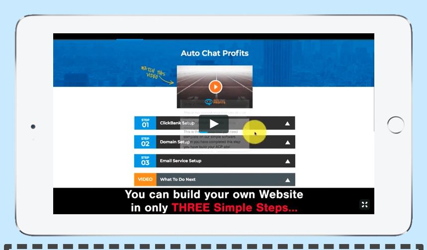 Auto Chat Profits scam Review Recommended no.
