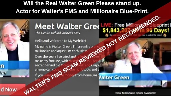 Walter'FMS (Free Money Making System) Scam Reviewed By superwealthyaffiliates.com