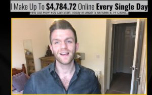 rob spense paid actor gig from fiverr fake testimonials. Fake video claims for Affiliate Cash Club.