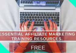 Free training and free websites for Affiliate Marketers