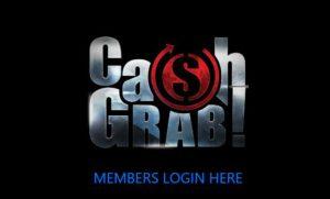 Cash Grab Members area.