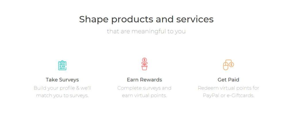 Survey Junkie Earn Rewards