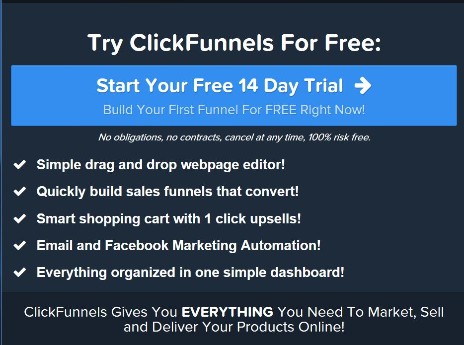 Indicators on Free Clickfunnels You Need To Know
