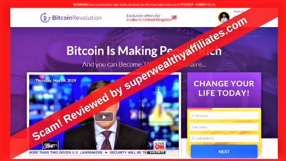 Scam! Reviewed by superwealthyaffiliates.com