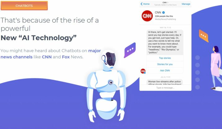 The Rise of the Powerful New Chat Bot by ConvrsioBot.