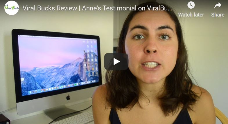 Fake Video Testimonials Anne is an Actress on Fiverr