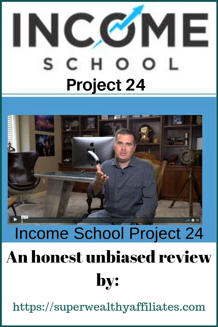 Project 24 an Honest Unbiased Review By superwealthyaffiliates