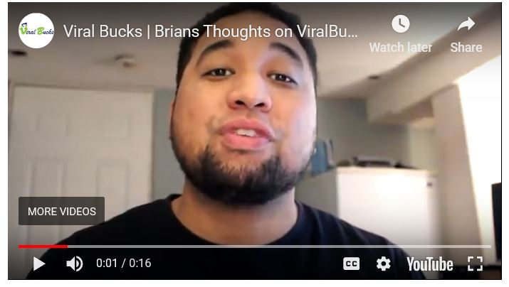 Fiverr Actor from ViralBucks Fake Testimonials.
