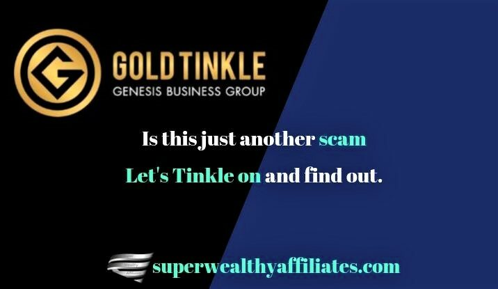 Gold Tinkel Reviewed by Super Wealthy Affiliates