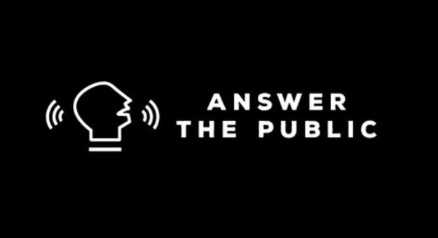 Answer the Public official Logo