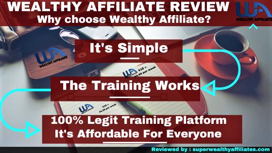 Wealthy Affiliate Reviewed 100% legit