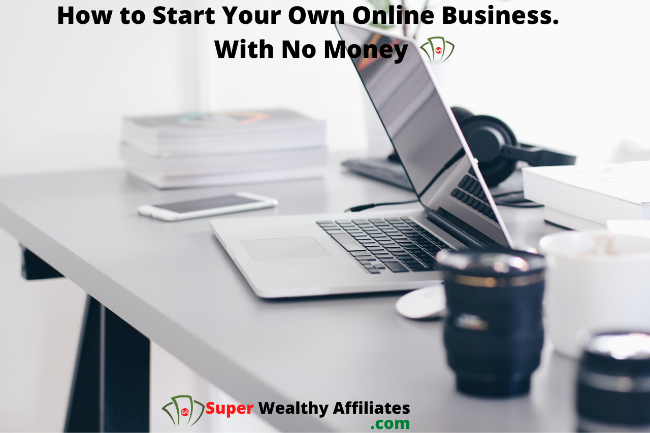 Super Wealthy Affiliates -Build-an-online-business