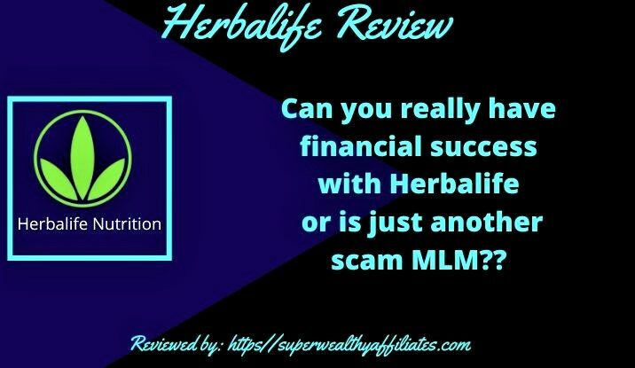 Herbalife Nutrition review