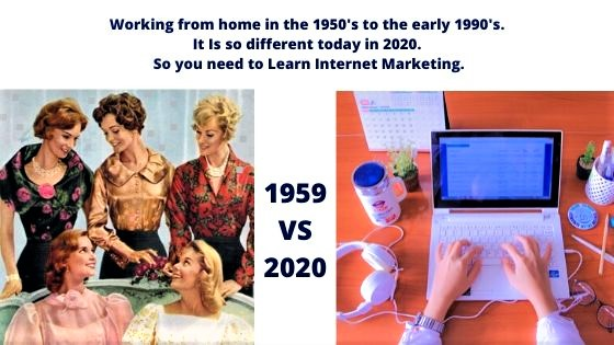 Working from home 1059's vs 2020