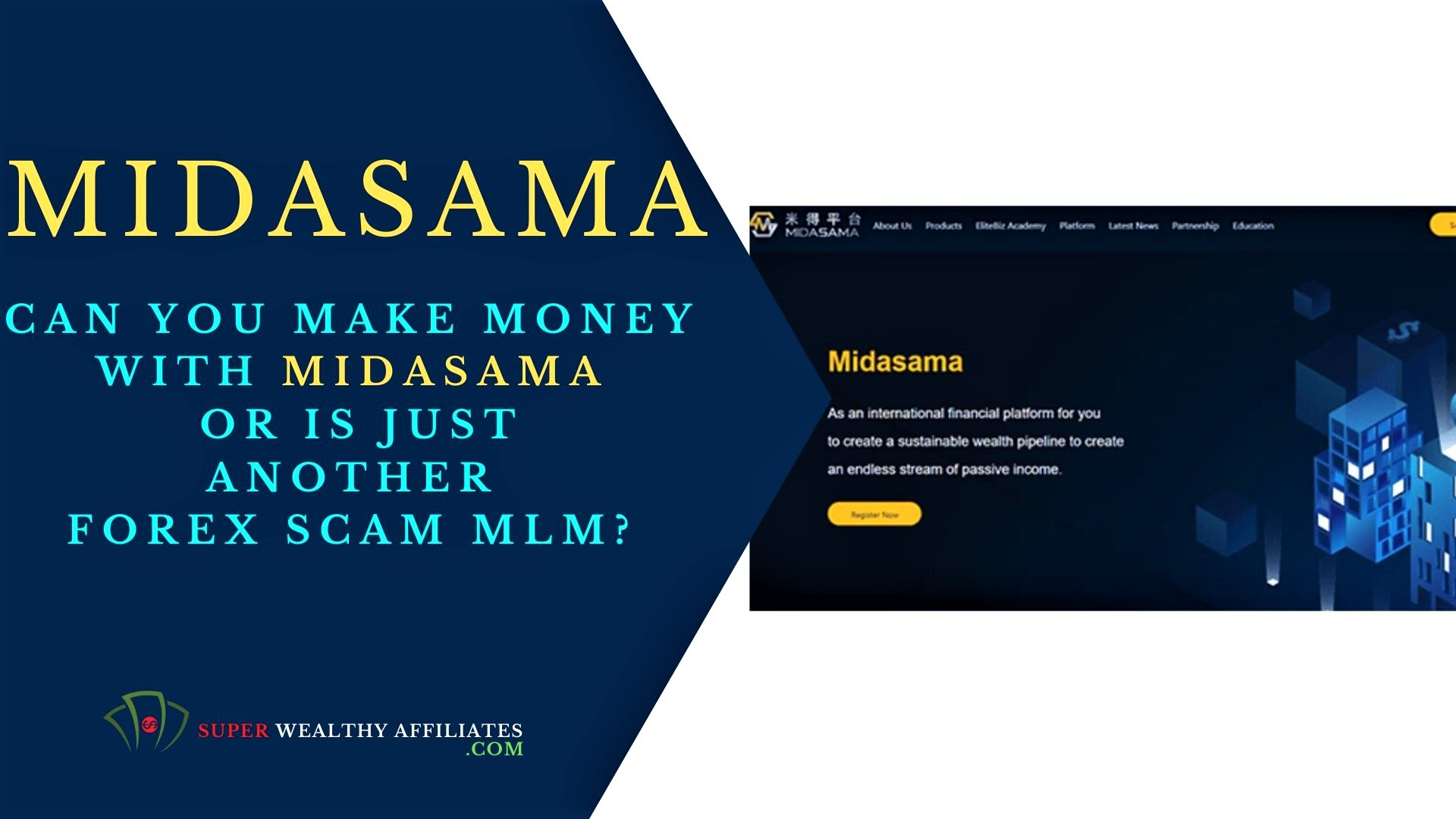 Midasama Forex MLM review