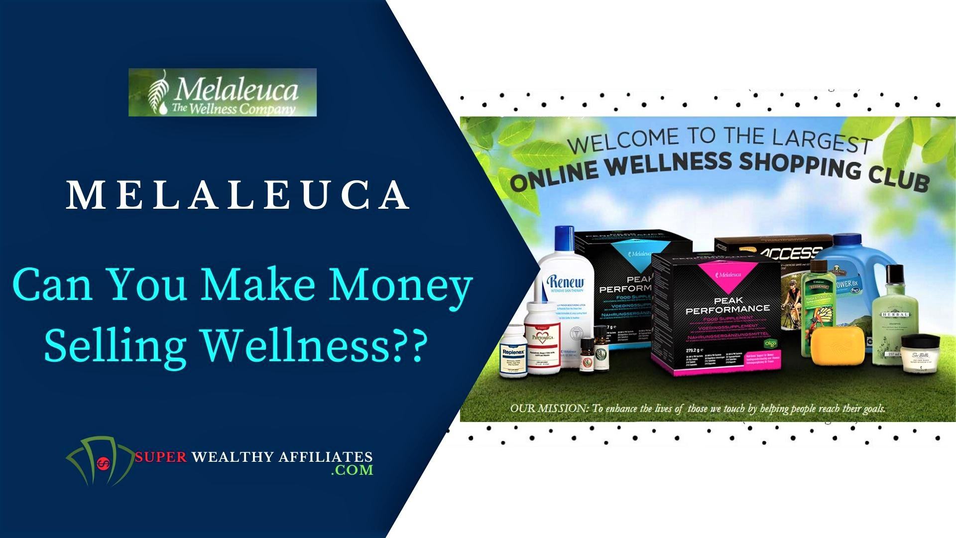 Melaleuca-MLM-Review