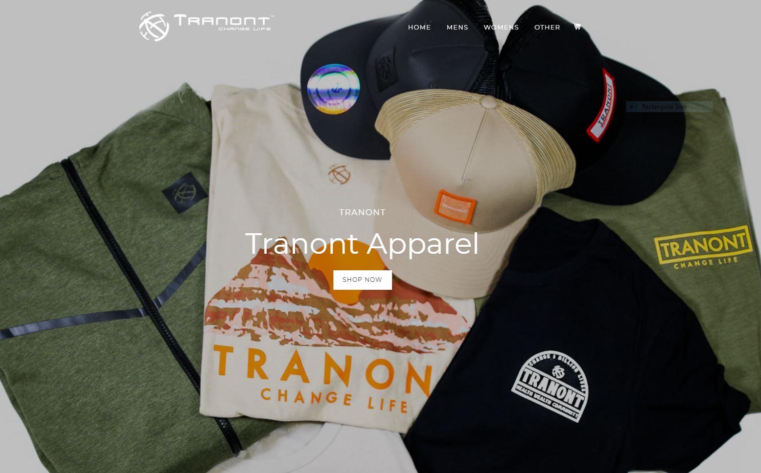 Tranont-Shop.
